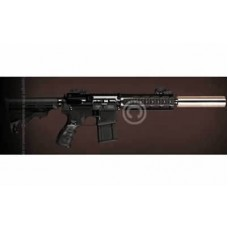 DM-4 TACTICAL WITH MODULAR STAINLESS STEEL SUPPRESSOR