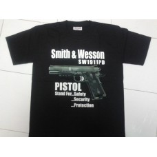 SMITH & WESSON T SHIRTS